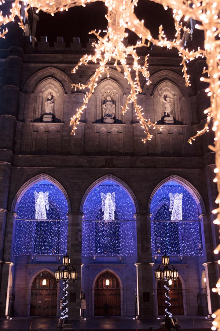 Basilique Notre-Name de Montréal | Christina Minniti Photography
