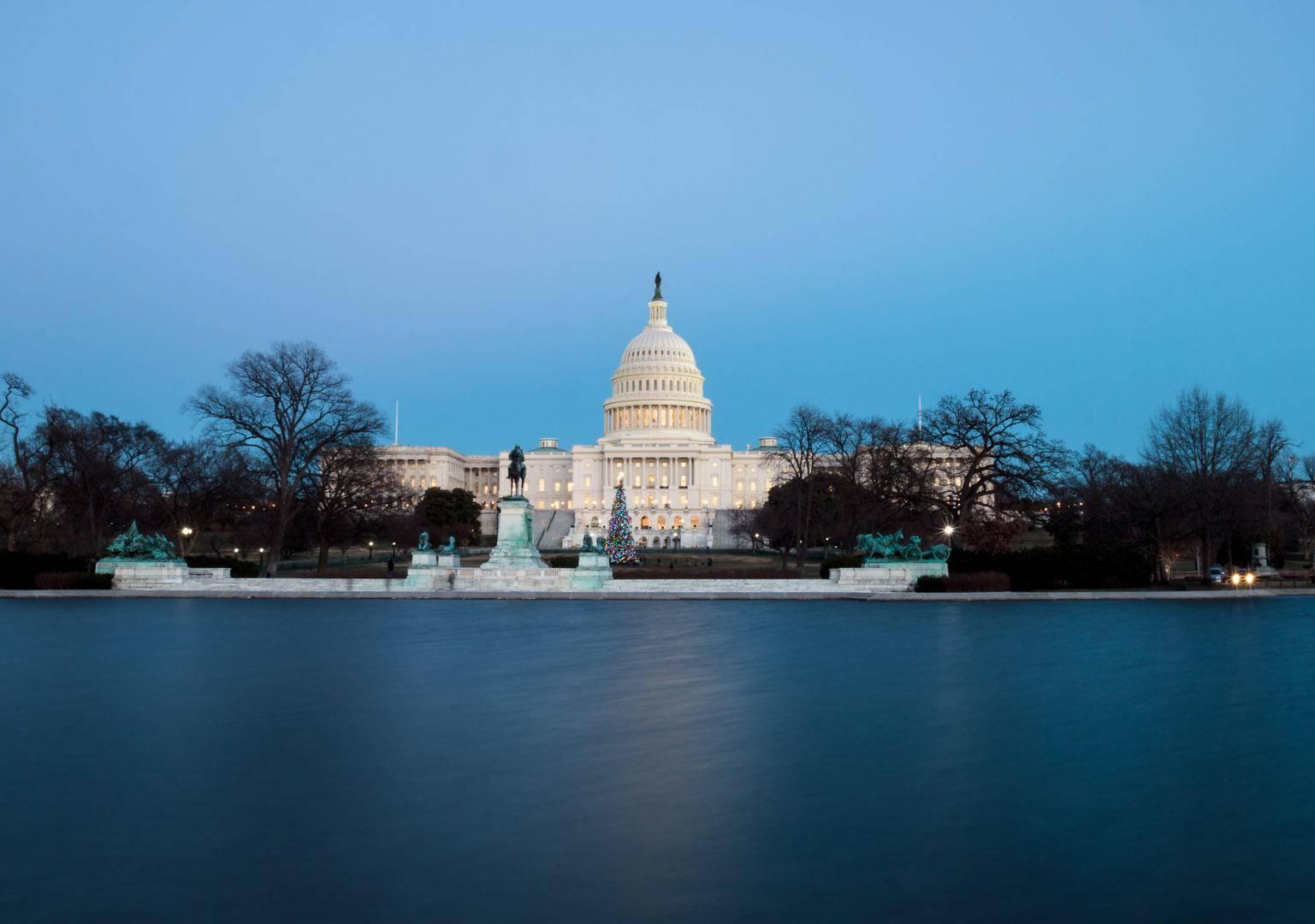 Capitol, Washington D.C. | Christina Minniti Photography